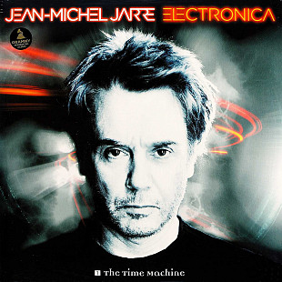 Jean-Michel Jarre - Electronica 1: The Time Machine (2015) (2xLP) S/S