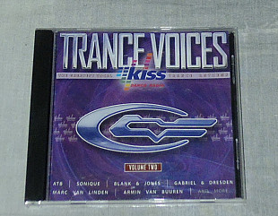 Компакт-диск Trance Voices - Volume Two