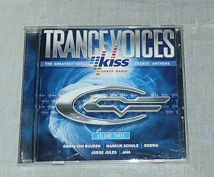 Компакт-диск Trance Voices - Volume Three