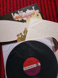 "LED ZEPPELIN 1970 LED ZEPPELIN II second issue dark cover LP UK first ""killing floor"" press A5 // B4"