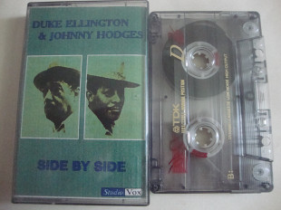 DUKE ELLINGTON / JOHNNY HODGES SIDE BY SIDE