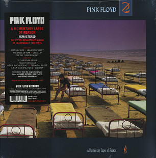 Pink Floyd ‎– A Momentary Lapse Of Reason (Europe 2017)