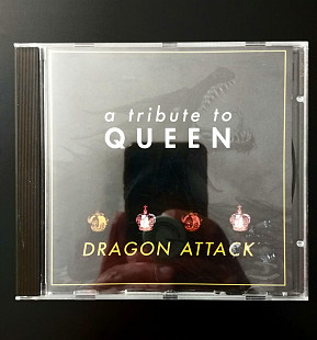 "QUEEN ""A Tribute to QUEEN "" Dragon Attack""+4 стр вкладка"