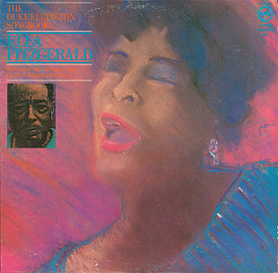 ELLA FITZGERALD The Duke Ellington Songbook (только 1-я пластинка) 1980 USA Verve EX\NM-