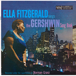 ELLA FITZGERALD Sings The Gershwin Song Book Vol.1 (Mono) 1959 USA Verve EX\EX