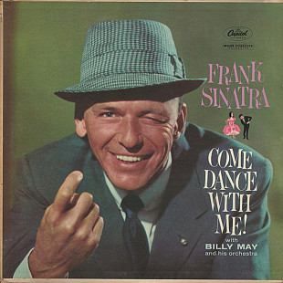 FRANK SINATRA Come Dance With Me ! (Mono) 1959 Holl Capitol NM-\NM-