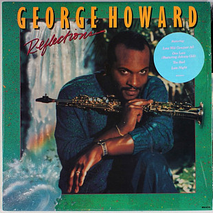 GEORGE HOWARD Reflections 1988 USA MCA NM-\NM