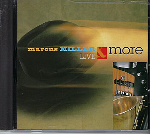 Marcus Miller - 2 альбома (3 CD)