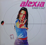 "Alexia - Summer Is Crazy (1996) (EP, 12"", 33 RPM) NM/NM"