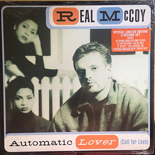 "Real McCoy - Automatic Lover (Call For Love) (1995) (2xLP) (EP, 12"", 33 RPM) NM/NM/NM"