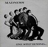 MADNESS One Step Beyond… 1979 Ger Stiff Rec, NM-\NM- OIS