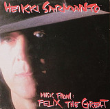 HEIKKI SARMANTO Music From: Felix The Great (2LP) 1988 Finland EMI EX\NM\NM OIS