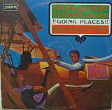 HERB ALPERT & THE TIJUANA BRASS Going Places ! 1965 Ger London EX\NM-