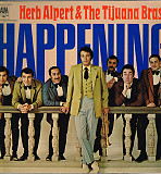 HERB ALPERT & THE TIJUANA BRASS Happening Ger(club) A&M(tan) NM\EX+