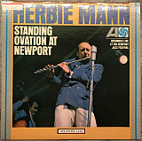 HERBIE MANN Standing Ovation At Newport (Mono) 1965 USA Atlantic NM-\NM-