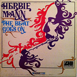 HERBIE MANN The Beat Goes On (Mono) 1967 USA Atlantic EX\EX