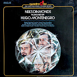 HUGO MONTENEGRO Neil's Diamonds Fashioned By Hugo Montenegro 1973 USA RCA Victor Запечатан