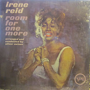 IRENE REID Room For One More (Mono) 1965 USA Verve NM-\EX+