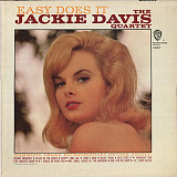JACKIE DAVIS QUARTET Easy Does It (Mono) 1963 USA Warner EX+\NM-