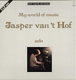 JASPER VAN'T HOF My World Of Music Solo ( 3 LP BOX) 1981 Ger Keytone Rec. BOX EX+\NM\NM\NM- Booklet