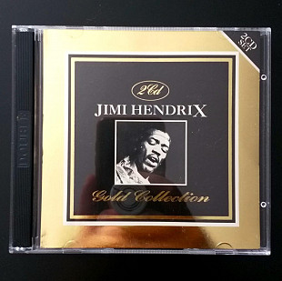 "Jimi Hendrix ""Gold Collection ""+2стр вкладка 2CD -Box"