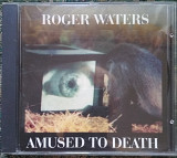 CD Roger Waters - Amused to Death 1992