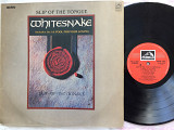 Whitesnake ‎– Slip Of The Tongue LP HMV 1989 Неигранная