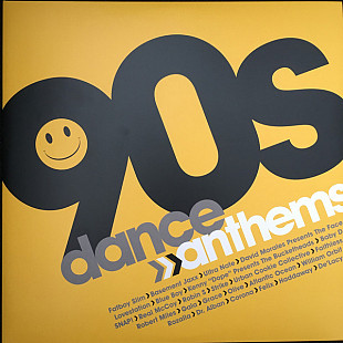 Various - 90s Dance Anthems (2019) (2xLP) S/S
