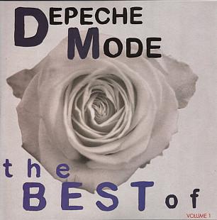 Depeche Mode - The Best Of (Vol. 1) (2017) (3xLP) S/S