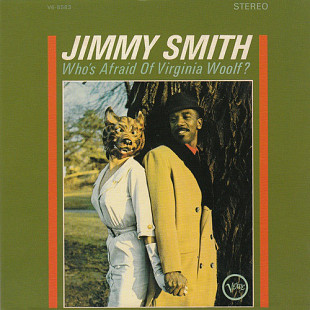 JIMMY SMITH Who's Afraid Of Virginia Woolf ? 1964 USA Verve NM\EX+ GF
