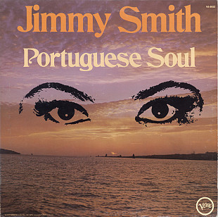 JIMMY SMITH Portuguese Soul 1973 USA Verve EX\EX+