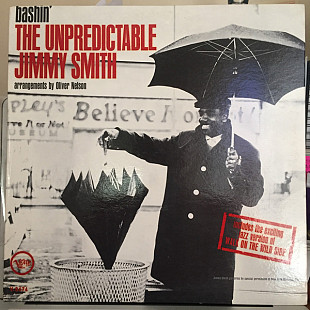 JIMMY SMITH Bashin' (Mono) 1962 USA Verve NM-\EX GF