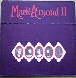 JON MARK & JOHNNY ALMOND Mark-Almond II 1971 USA Blue Thumb EX+EX OIS