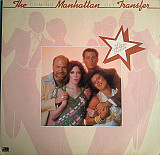 MANHATTAN TRANSFER Coming Out 1976 Ger Atlantic NM-\NM- OIS