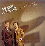 MAREK & MICHEL Exercises For Two Pianos 1988 Ger Intercord NM-\NM