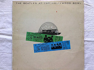 The Beatles - At The Hollywood Bowl LP 1977 Parlophone Jugoton