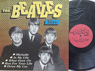The Beatles - The Beatles Hits LP 1991 BRS Новая Неигранная