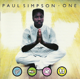 Paul Simpson – One (1989)(Chrysalis made in Germany)