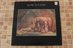 Atomic Rooster - Death Walks Behind You, 1970