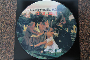 Witchfinder General - Death Penalty & Friends Of Hell, 1982/1983, England