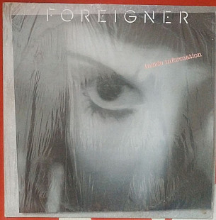 "Foreigner 1987 - ""Inside Information"" Poland, EX/EX++"