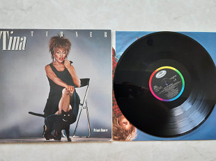 TINA TURNER PRIVATE DANCER ( CAPITOL 1C0642401521 A2/B1 GEMA ) 1984 EEC