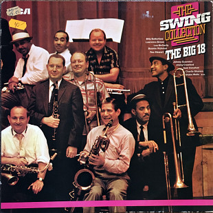 The Big 18 – The Swing Collection (2LP)
