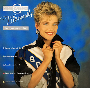 C.C. Catch - Diamonds - Her Greatest Hits (1988) NM-/NM-