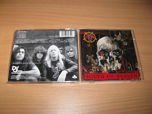 SLAYER - South Of Heaven (1988 Def Jam, 1st press, PDO, W.Germany)
