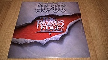 AC/DC (The Razors Edge) 1990. (LP). 12. Vinyl. Пластинка. Poland.