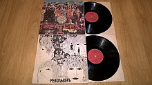 The Beatles (Revolver) 1966. The Beatles (Sgt. Pepper's Lonely Hearts Club Band) 1967. (2LP). Vinyl.