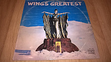 Paul McCartney & Wings EX The Beatles (Greatest Hits) 1978. (LP). 12. Vinyl. Пластинка. Bulgaria.