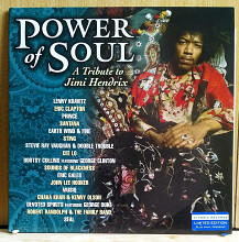 Power Of Soul - A Tribute To Jimi Hendrix