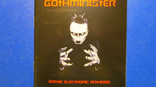 Gothminister готик индастрил металл